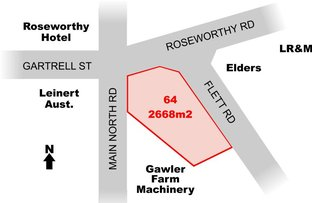 Picture of Lot 64 Main North Road, Roseworthy SA 5371