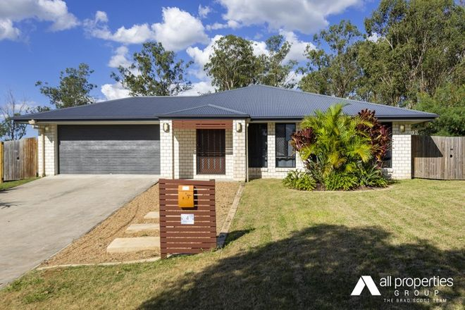 Picture of 4 Whitby Place, GLENEAGLE QLD 4285