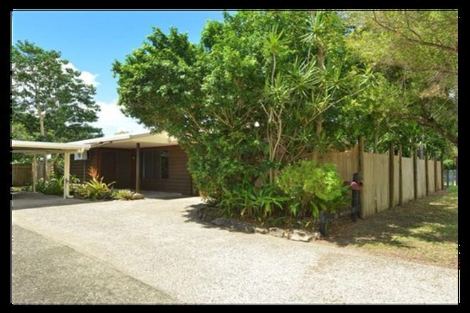 Picture of 2/66 WISTARIA ST, HOLLOWAYS BEACH QLD 4878