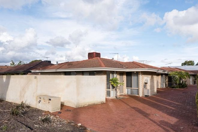 Picture of 1/23 Madden Way, BRENTWOOD WA 6153
