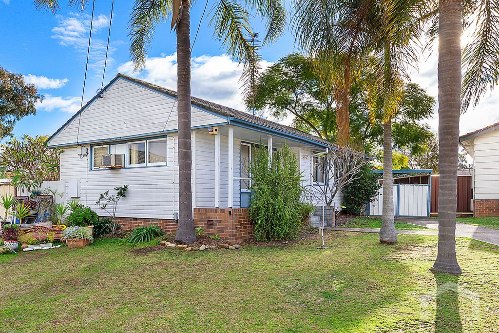 32 RUNCORN AVENUE, Hebersham NSW 2770, Image 0