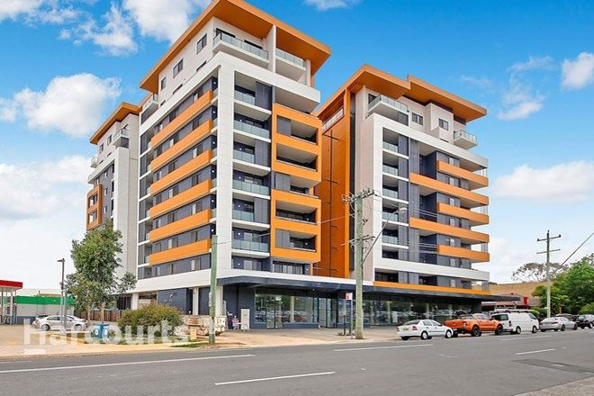 Picture of 46/18-22 Broughton Street, CAMPBELLTOWN NSW 2560