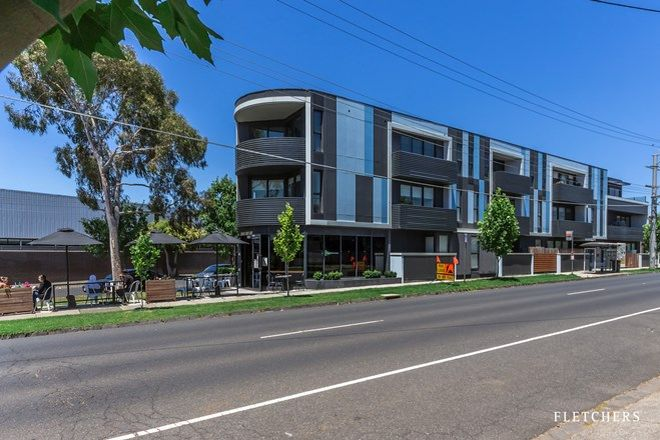 Picture of 208/1 Langs Road, ASCOT VALE VIC 3032