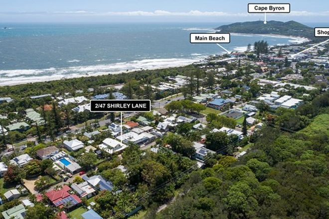 Picture of 2/47 Shirley Lane, BYRON BAY NSW 2481