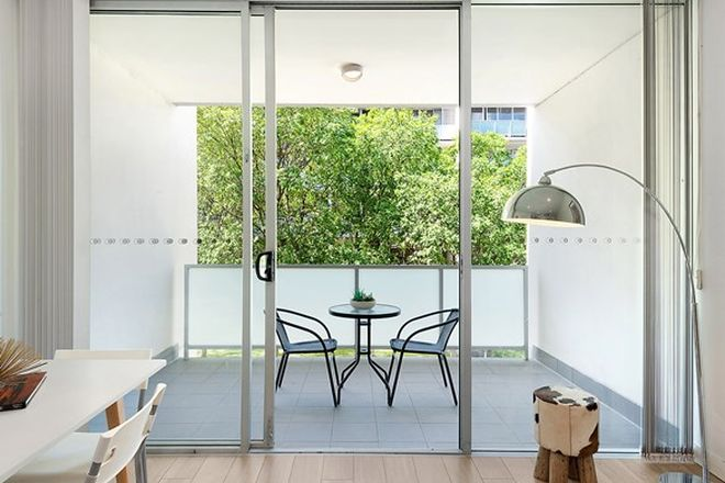 Picture of 62/3 Queen  Street, ROSEBERY NSW 2018