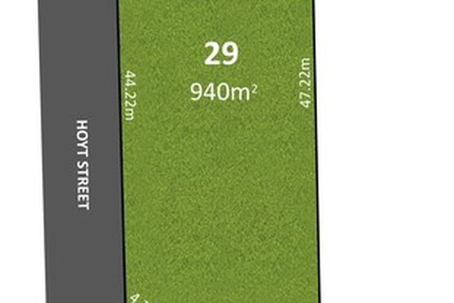 Picture of Lot 29 Hoyt Street, LINDENOW VIC 3865
