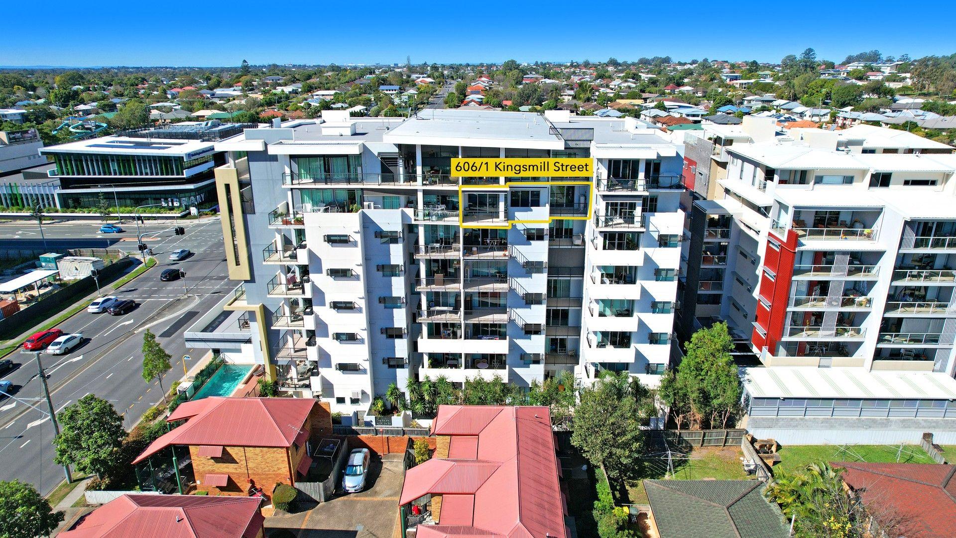 606/1 Kingsmill Street, Chermside QLD 4032, Image 0