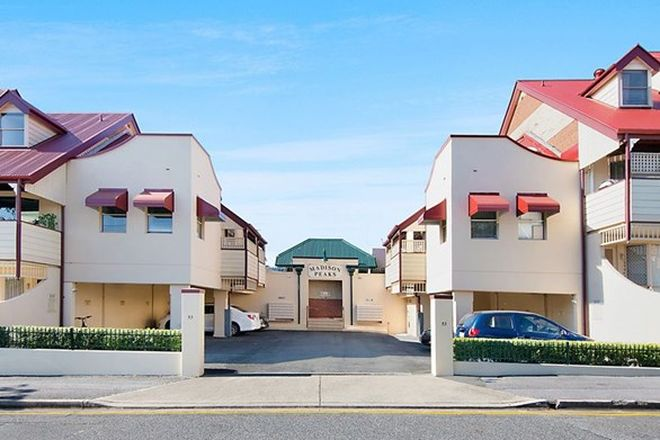 Picture of 1/53 Warry Street, FORTITUDE VALLEY QLD 4006