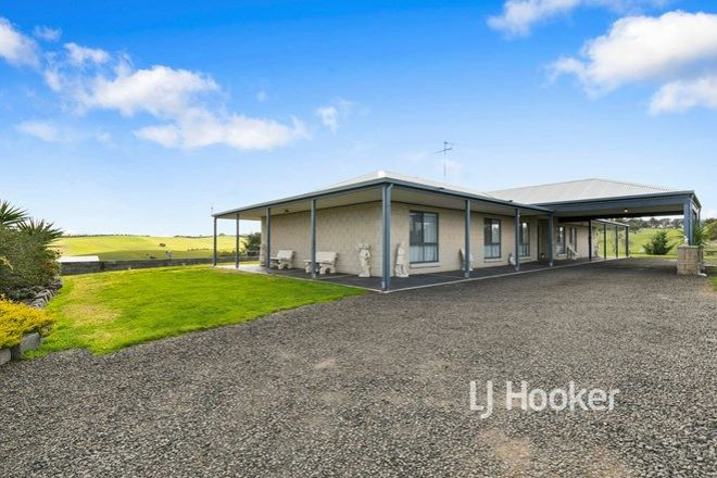Picture of 2078 Loch Wonthaggi Road, RYANSTON VIC 3992