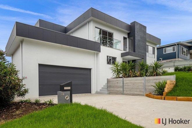 Picture of 2B Denham Avenue, DENHAMS BEACH NSW 2536