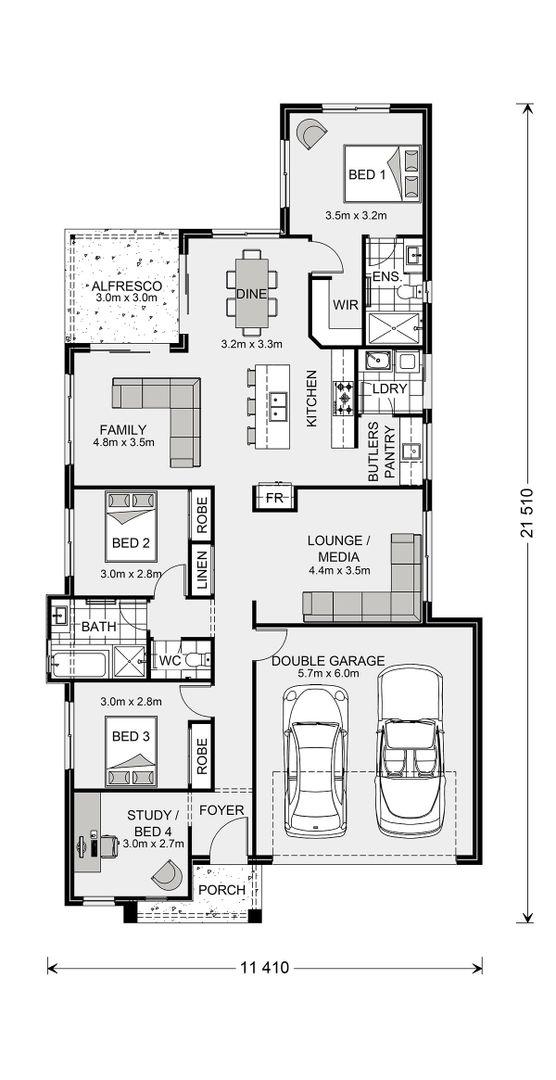 Lot 127 The Leas Estate, Middle Ridge QLD 4350, Image 1