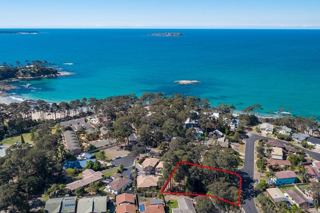 Picture of 1,2,3/Lot 13 White Sands Place, DENHAMS BEACH NSW 2536
