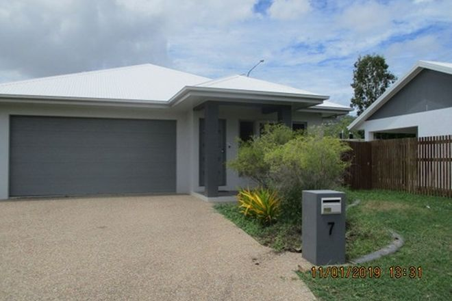 Picture of 7 Fellowship Place, RASMUSSEN QLD 4815