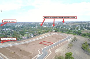 Picture of Lot/34 McLachlan Street, Bacchus Marsh VIC 3340