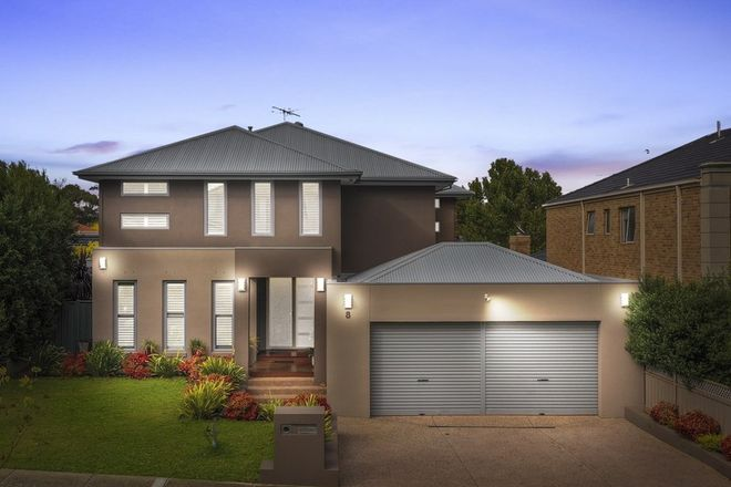 Picture of 8 Whiteley Parade, TAYLORS LAKES VIC 3038