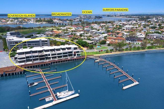 Picture of Villa 5/2 Marina Promenade, PARADISE POINT QLD 4216