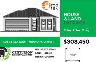 34 Isla  Court, Munno Para West SA 5115