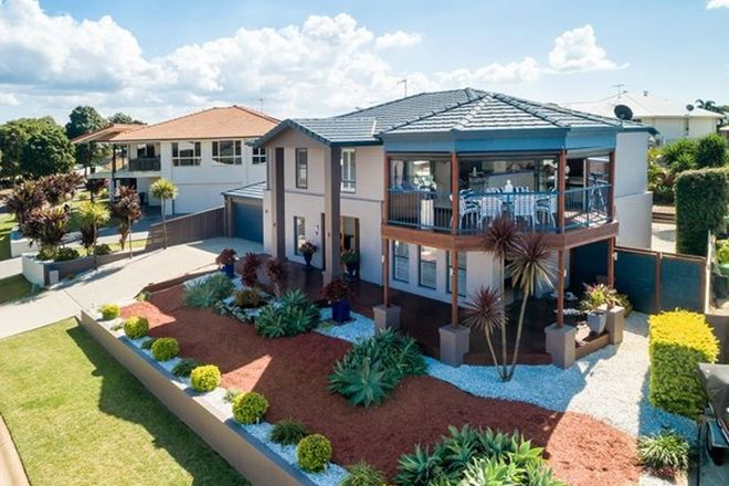 Picture of 6 Haslingden Drive, REDLAND BAY QLD 4165