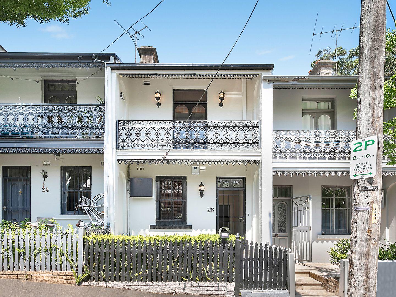 26 Gottenham Street, Glebe NSW 2037, Image 0