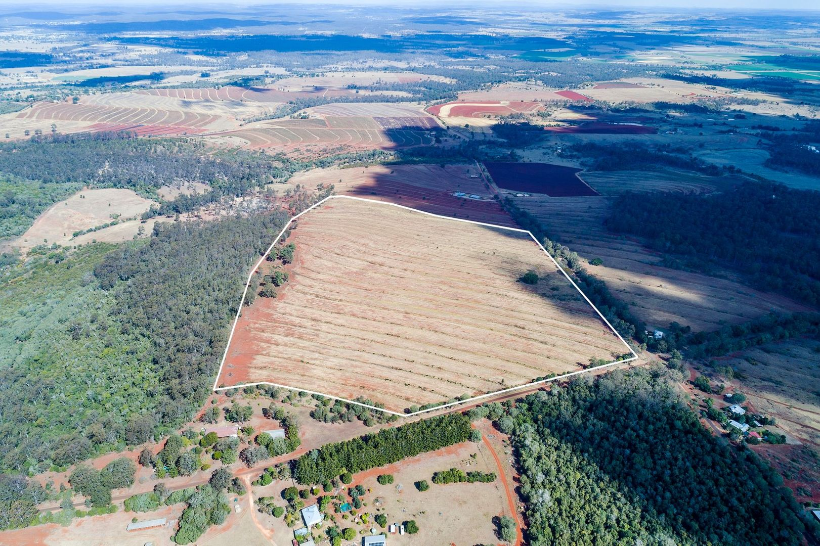 Lot 1 Crn Bellottis and Smith Road, Tablelands QLD 4605, Image 2