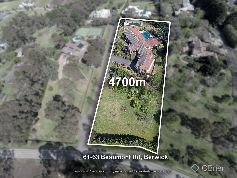 61-63 Beaumont Road, Berwick VIC 3806, Image 0