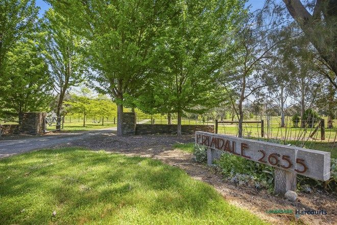 Picture of 2655 Maroondah Highway, TAGGERTY VIC 3714