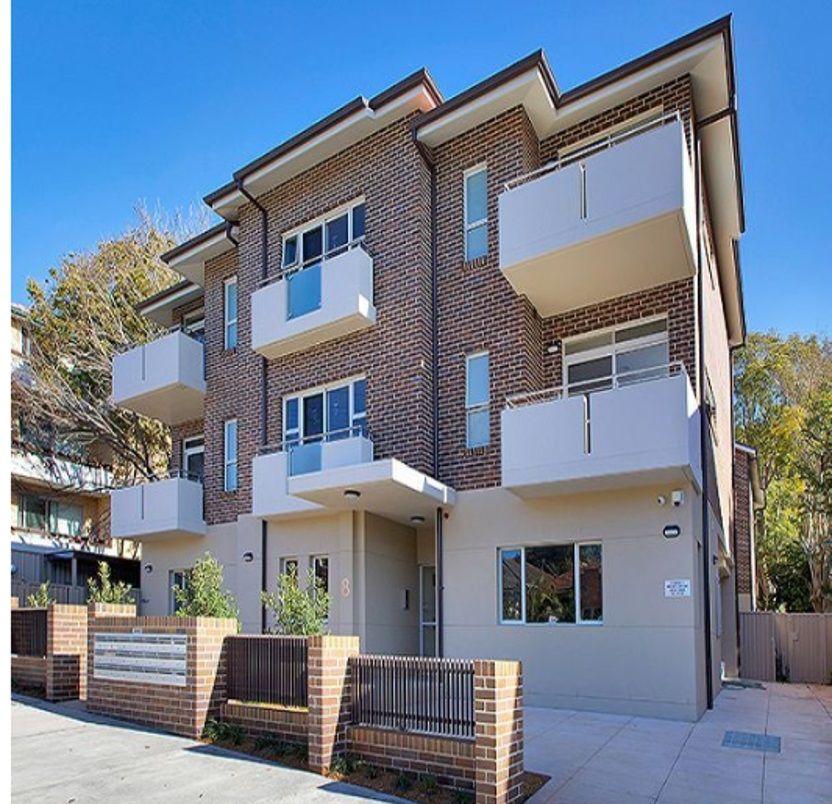 5/8 Pembroke Street, Ashfield NSW 2131, Image 0