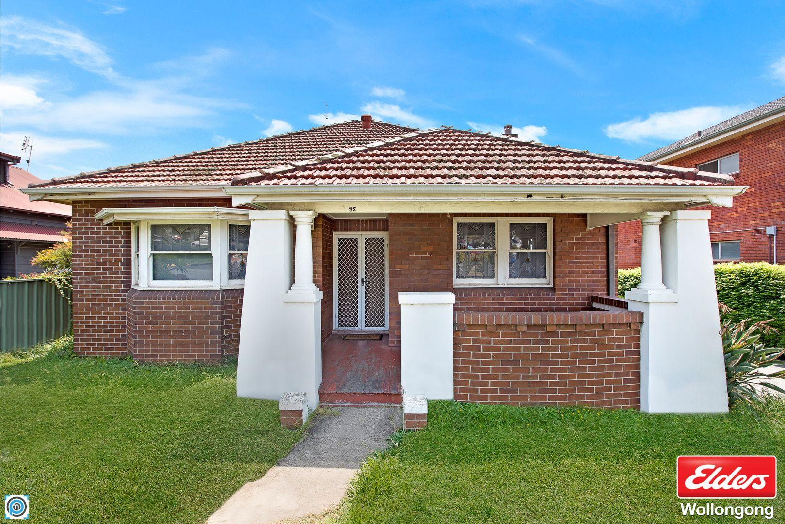 1/22 Rowland Avenue, Wollongong NSW 2500, Image 1