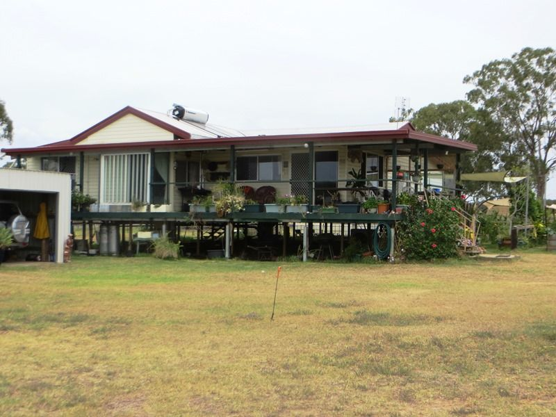 230 ACRES WEST OF, Dalby QLD 4405, Image 1