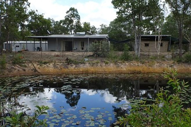 Picture of 149 Buxton Road, BUXTON QLD 4660