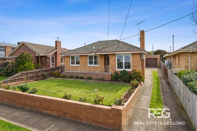 Picture of 14 PATERSON STREET, EAST GEELONG VIC 3219