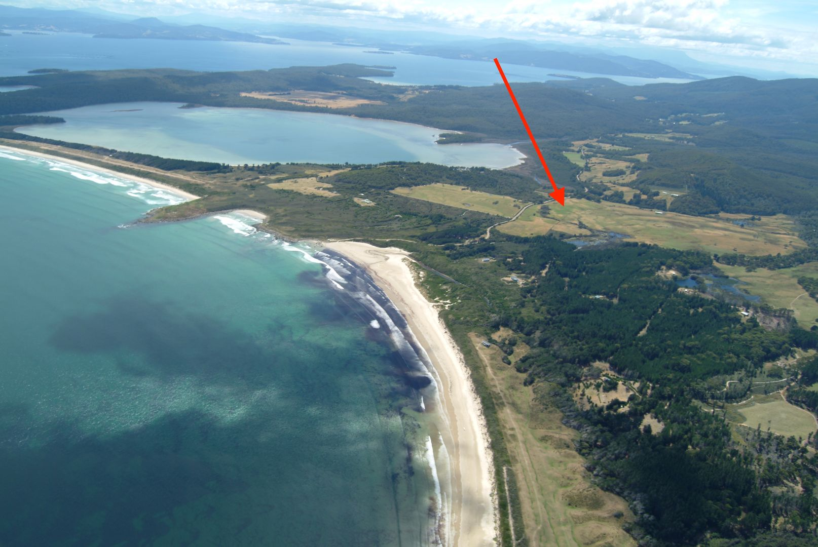 Lot 5/777 Cloudy Bay Road, South Bruny TAS 7150, Image 1