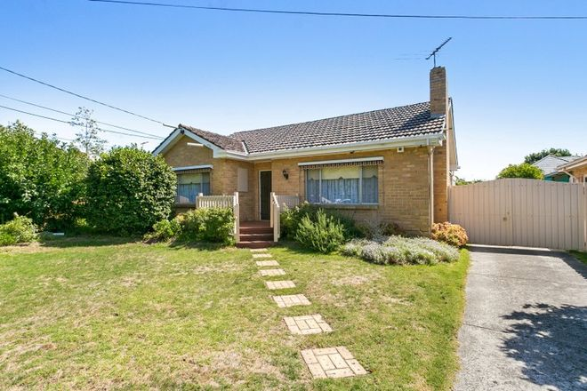 Picture of 25 Mimosa Avenue, OAKLEIGH SOUTH VIC 3167