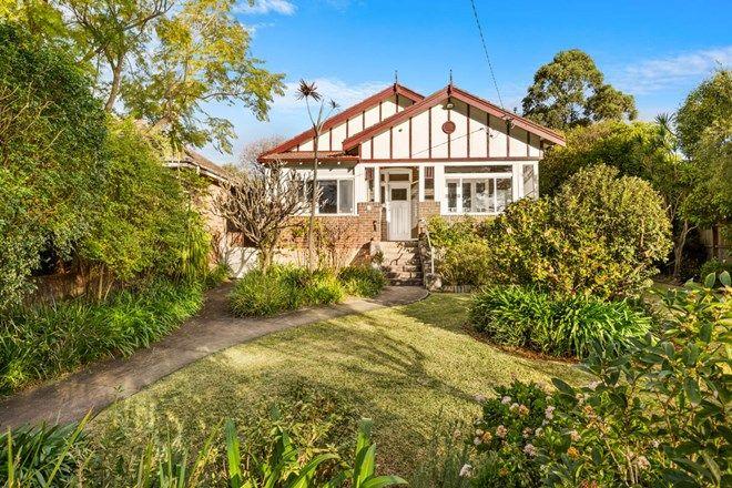 Picture of 22 Waratah  Street, ROSEVILLE NSW 2069