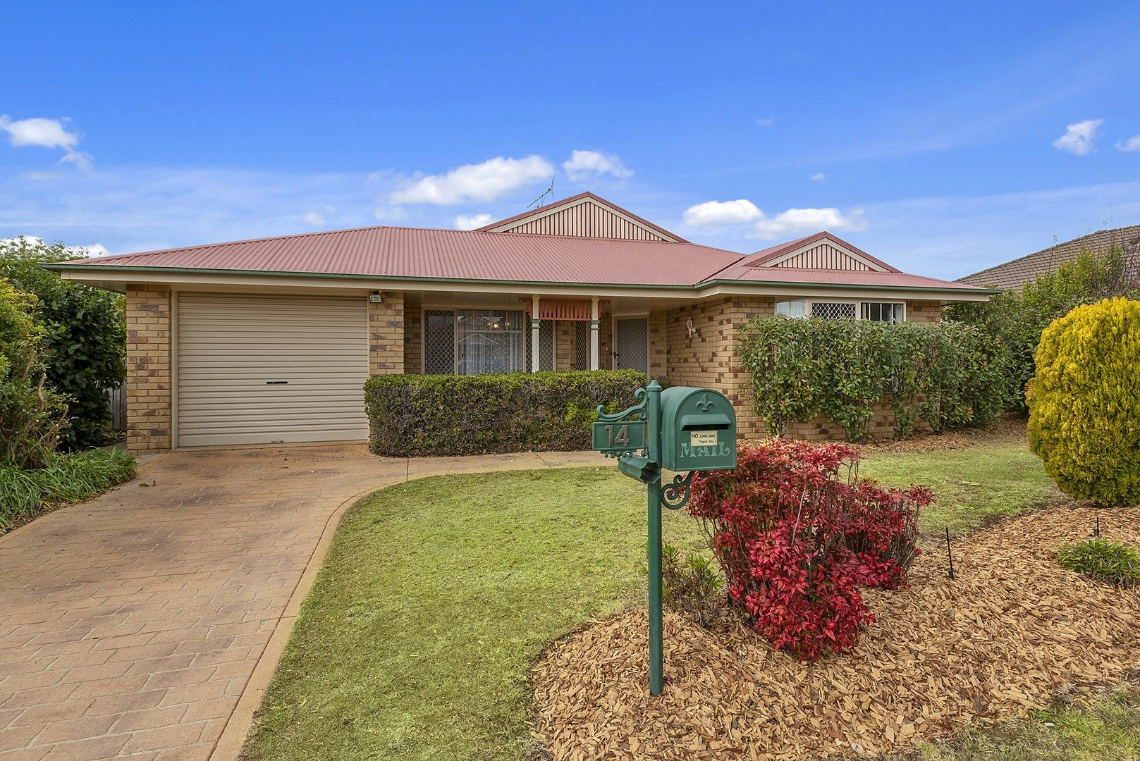 14 Buckle Court, Middle Ridge QLD 4350, Image 0