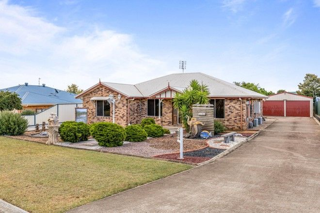 Picture of 8 Matthew Court, CROWS NEST QLD 4355