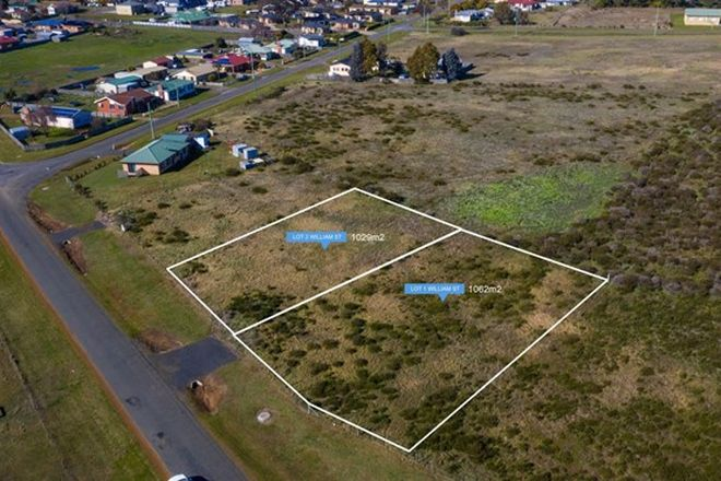 Picture of Lot 2 William Street, OATLANDS TAS 7120