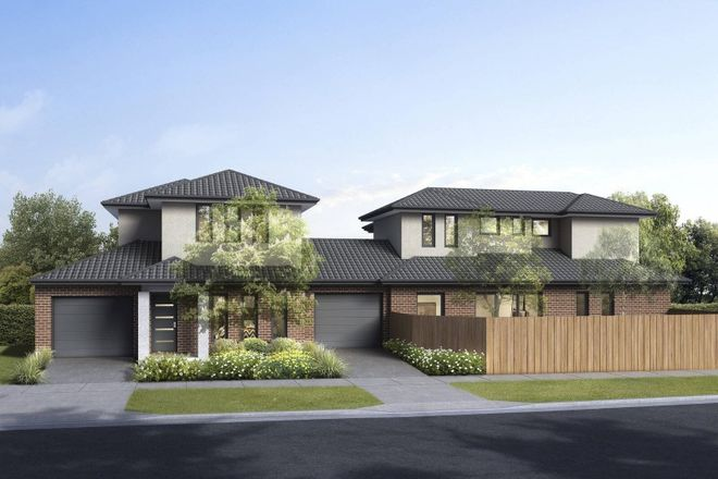 Picture of 1, 2 & 3/1 Holme Road, FERNTREE GULLY VIC 3156