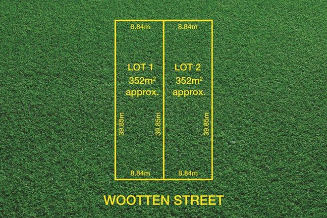 Picture of Lot 1 & 2 16 Wootten Street, GREENACRES SA 5086