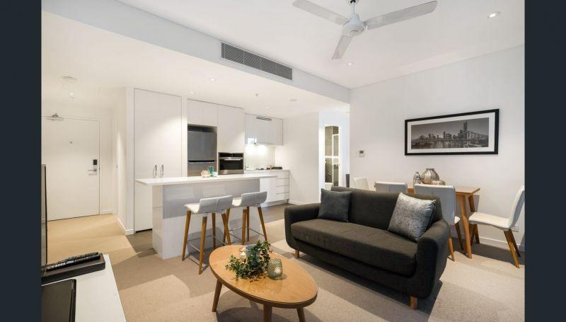 2 bedrooms Apartment / Unit / Flat in 2608/222 Margaret St BRISBANE CITY QLD, 4000