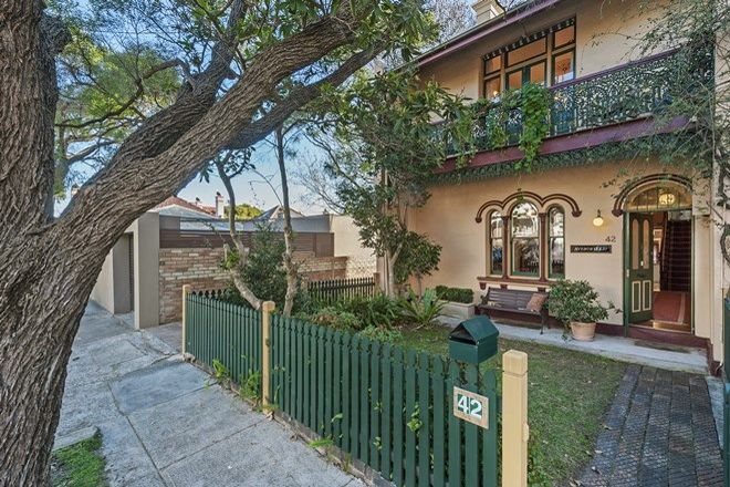 Picture of 42 Wemyss Street, ENMORE NSW 2042