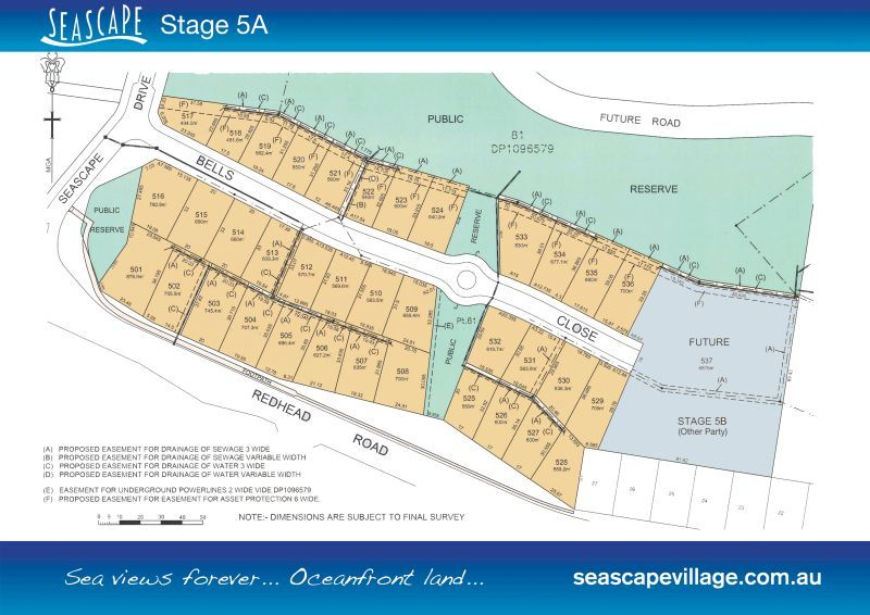 Lot 506 Red Head, Red Head NSW 2430, Image 1