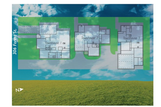 Picture of Unit 3/306 Forest Street, BUNINYONG VIC 3357