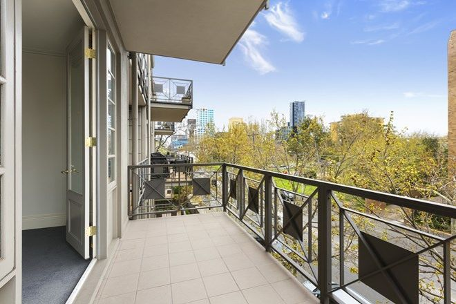 Picture of 18/350 Toorak Road, SOUTH YARRA VIC 3141