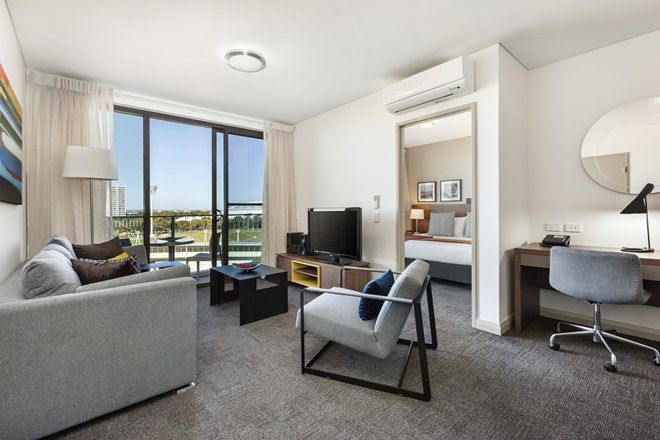 Picture of 109A/6 Edwin Flack Avenue, SYDNEY OLYMPIC PARK NSW 2127