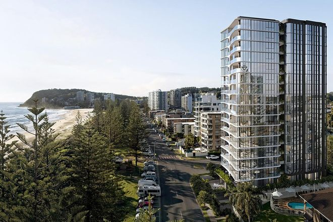 Picture of 1701/88 The Esplanade, BURLEIGH HEADS QLD 4220