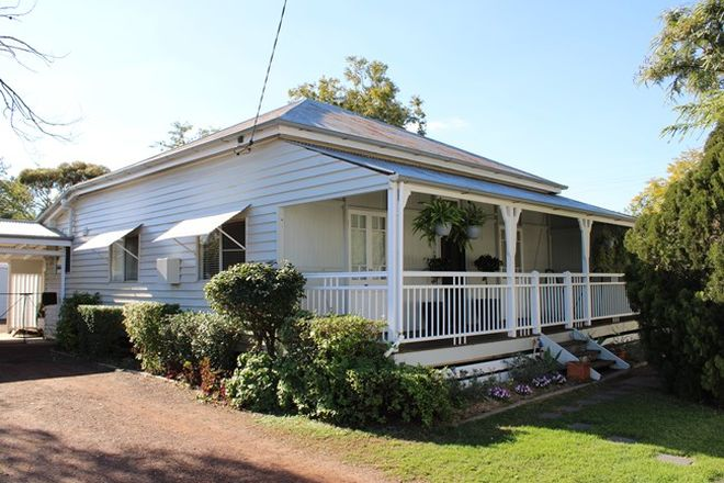 Picture of 42 Nicholson Street, DALBY QLD 4405