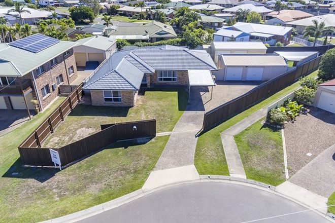 Picture of 10 Leas Court, BUNDABERG NORTH QLD 4670