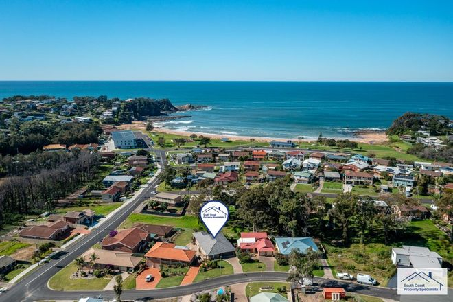Picture of 6 Mimosa Place, MALUA BAY NSW 2536
