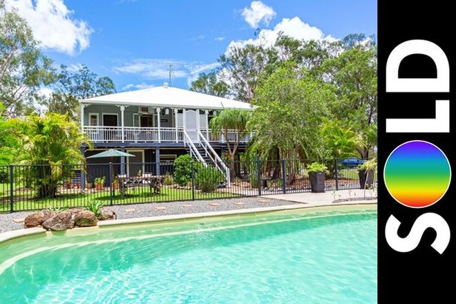Picture of 47 Hoopers Rd, CURRA QLD 4570